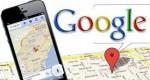Localisation sur Google Maps