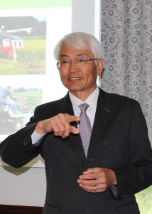 Mr Hidero Ohtomo