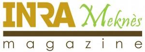 "Logo de ""INRA Meknès Magazine"""
