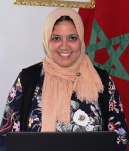 Amal Labaioui, Chercheuse à l'URGDRNESR -CRRA Meknès