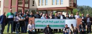 EtudiantEs de la Faculté des Sciences d'Oujda en visite au CRRA Meknès, 02 mai 2016