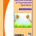 American Journal of Experimental Agriculture