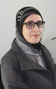 Dr Karima Bouhafa, chercheuse en sciences du sol (CRRA Meknès)