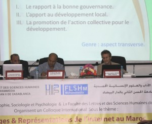 Noureddine BAHRI, chercheur au CRRA Meknès