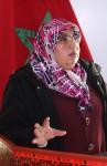 Mme Amal Hadiddou, chercheuse olivier (CRRA Meknès)