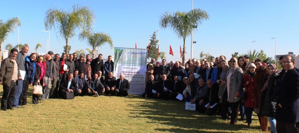 ParticipantEs au séminaire