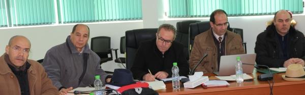 Présidence des journées du CRRA Meknès 2018 (7 et 8 février 2018)