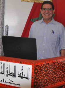 Dr Khalid Daoui, Chercheur, URAPV-CRRA Meknès