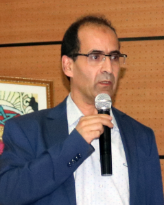 """Dr Rachid Merabet, DS INRA : """"Potentialités agroécologiques des sols: Concepts, Systèmes et Outils d évaluation et de Valorisation"""""""