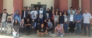 EtudiantEs du Complexe Horticole d'Agadir au CRRA Meknès - 19 juin 2019