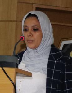 """Ir Amal Labaioui (CRRA Meknès) : """"L'aptitude agricole des terres sous l'impact du changement climatique dans la région Fès-Meknès"""""""