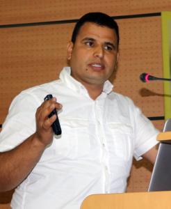 L. Beniken (INRA - CRRA Kenitra) : Effet de la dose d'irrigation sur la production et la qualité des fruits de la clémentine Sidi Aissa