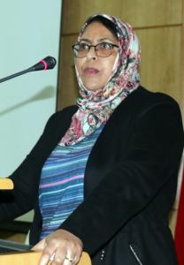 H. Dakak (INRA - CRRA Rabat) : Enjeux d'une agriculture durable et défis de la qualité des eaux souterraines
