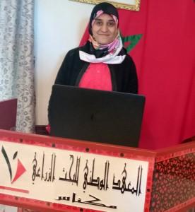 Dr Soumia Sadik
