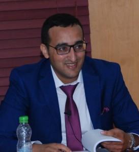 Dr Hakim Outghouliast, Chercheur à l'URAPCRG - CRRA Meknès