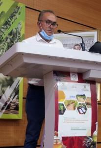 Dr Abderrahim Bentaïbi, Président la session 1 du séminaire