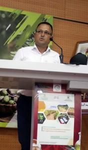 Screening des collections arboricoles pour la tolérance à la sècheresse : cas de grenadier, prunier, pommier et olivier. Dr. Rachid Razouk – INRA CRRA Meknès